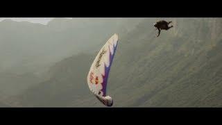 EVOLUTION - in modern acro paragliding