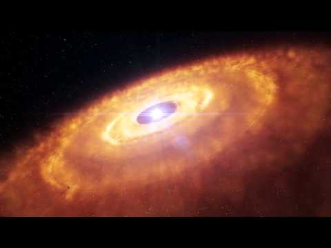 Telescope Reveals Amazing New Detail of Planet Formation | Video