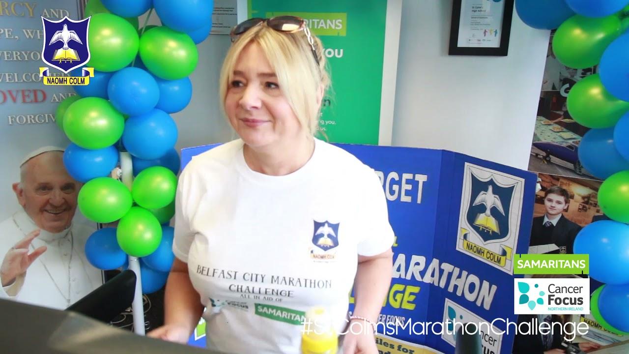 St. Colm's Virtual Marathon