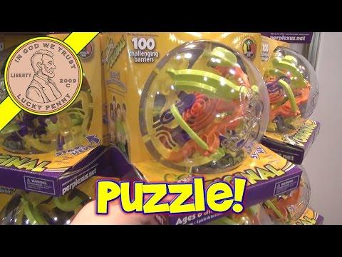 Perplexus Puzzles, By PlaSmart - Original, Rookie, Twist, Epic - 2012 Chicago Toy & Game Fair