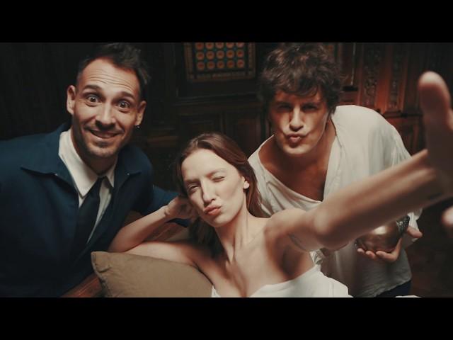 Los Caligaris ft. Ciro - Queda en esta noche (video oficial) 4K