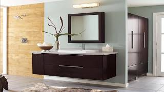 44 modern wall mounted bathroom vanity cabinets