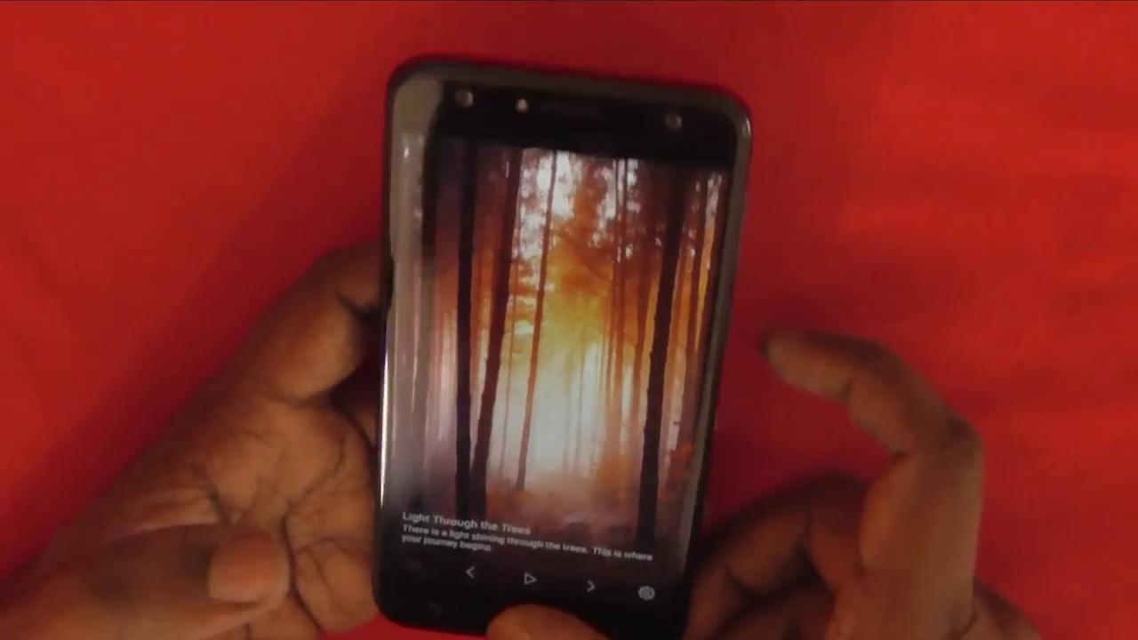 Asus Zenfone 4 Selfie Dual Insert Sim Card And MicroSD