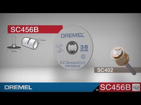 Dremel® - EZ SpeedClic: Metal Cutting Wheel - SC456B