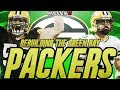 Rebuilding The Green Bay Packers | Madden 18 Connected Franchise Rebuild | Mr. Personality