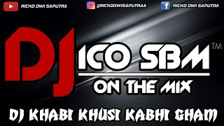 Download lagu DJ TERBARU MIX FUNKOT KABHI KHUSNI KABHIE GHAM  VVIP ORIGINAL 2019 | SUPER ONYOT | DJ ICO SBM™