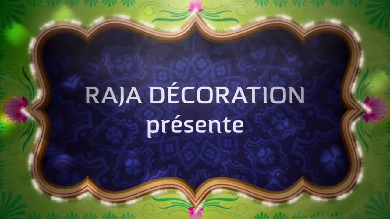 Raja Decoration Reunion