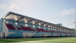 South Shields FC new stand | Take a glimpse into the future