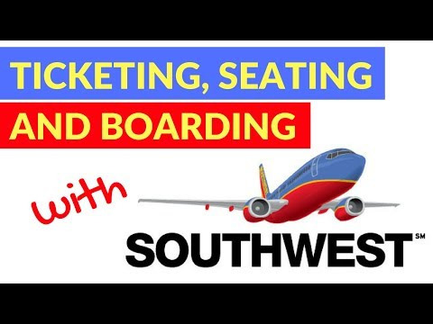 Southwest Airlines | How to board early