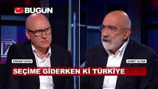 Erkam Tufan'la Analiz- Ahmet Altan  25 MAYIS 2015