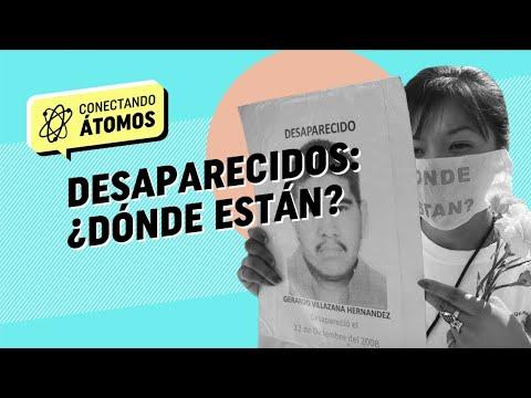 Conectando Átomos Ep.9 Desaparecidos: ¿Dónde están?