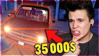 KUPIŁEM AUTO ZA $35 000!  - Thief Simulator #9