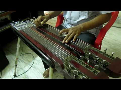 BoneyM Oceans of Fantasy on Electric Steel Guitar by Achintya Karmakar