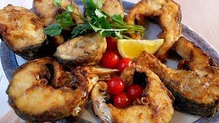 СЕКРЕТ приготовления жареной РЫБЫ без неприятного рыбного привкуса.