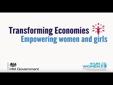 Transforming Economies: Empowering Women and Girls
