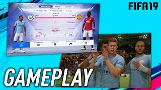 [SFOGO + REACTION] GAMEPLAY UFFICIALE di FIFA 19 - Europa Leauge