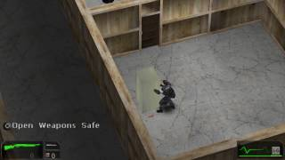 SWAT: Target Liberty PSP Gameplay HD