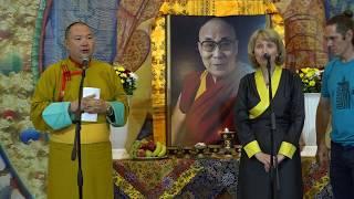 видео 9 июня буддисты отмечают День рождения Будды Шакьямуни