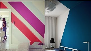 45+ Easy Wall paint Designs