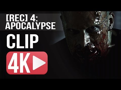 REC  4  Apocalypse CLIP 2015 HD   4K Poster