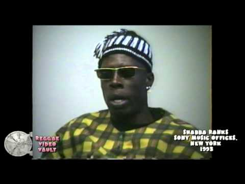 Shabba Ranks  in his own words1993