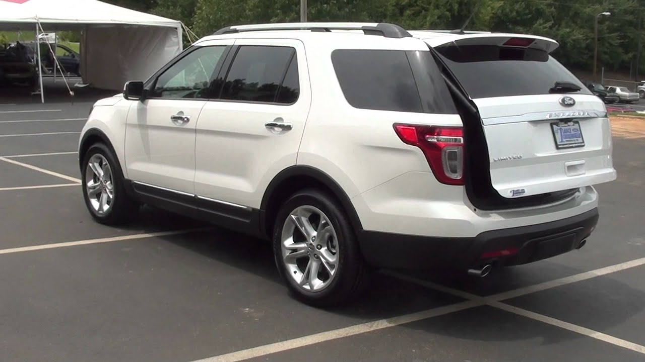 for sale new 2012 ford explorer limited stk 110020 youtube. Black Bedroom Furniture Sets. Home Design Ideas