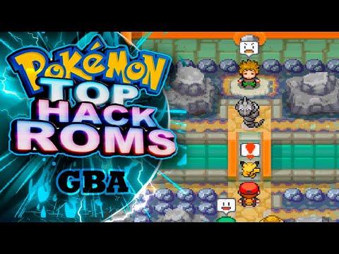 Pokemon gba hack roms free download