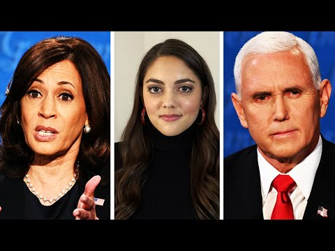 Media Cries SEXIST As Mike Pence Dismantles Kamala Harris