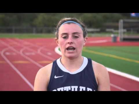 Colleen Murphy   Mercy Post Game Interview