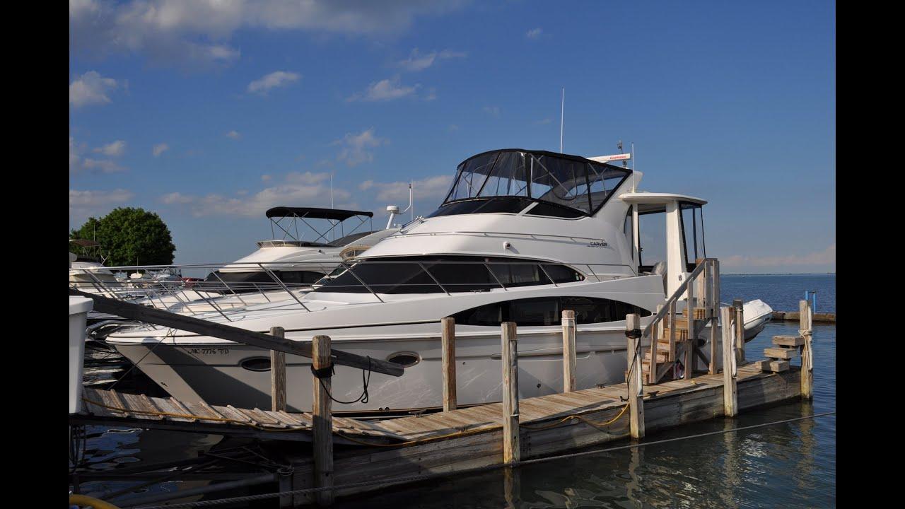 2002 carver 396 motor yacht youtube rh youtube com Carver 34 25 FT Carver Boats