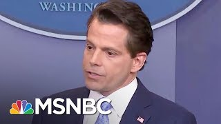 Lawrence: Anthony Scaramucci A Pass-Fail Moment For Donald Trump