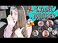 QUE YOUTUBER ME CAE MAL? | TAG DEL YOUTUBER -Marty Dominguez-