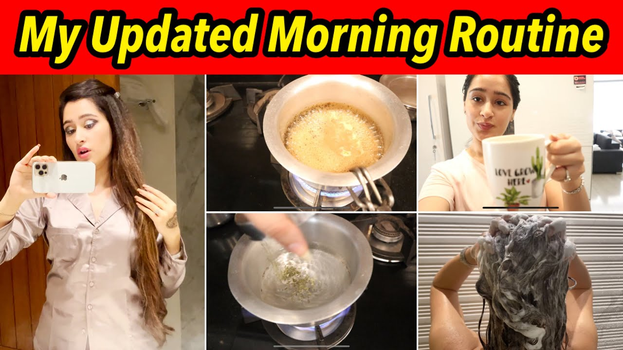 3 Things which I Intake in the Morning for Fit Body , Good Hair & Clear Skin