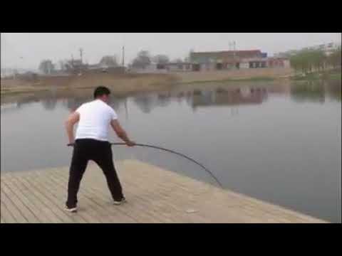Test SUPER Fishing ROD