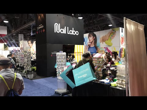 ISSE Long Beach Beauty show live. Day 1