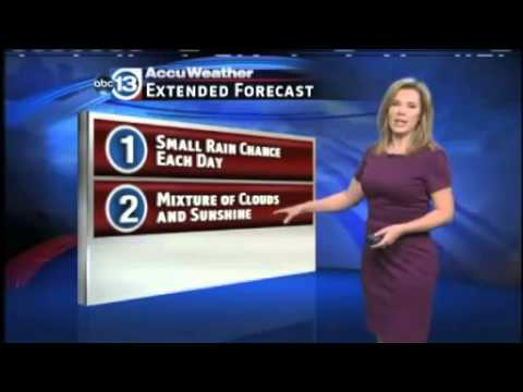 Casey Curry's Houston weather forecast  Lastest News