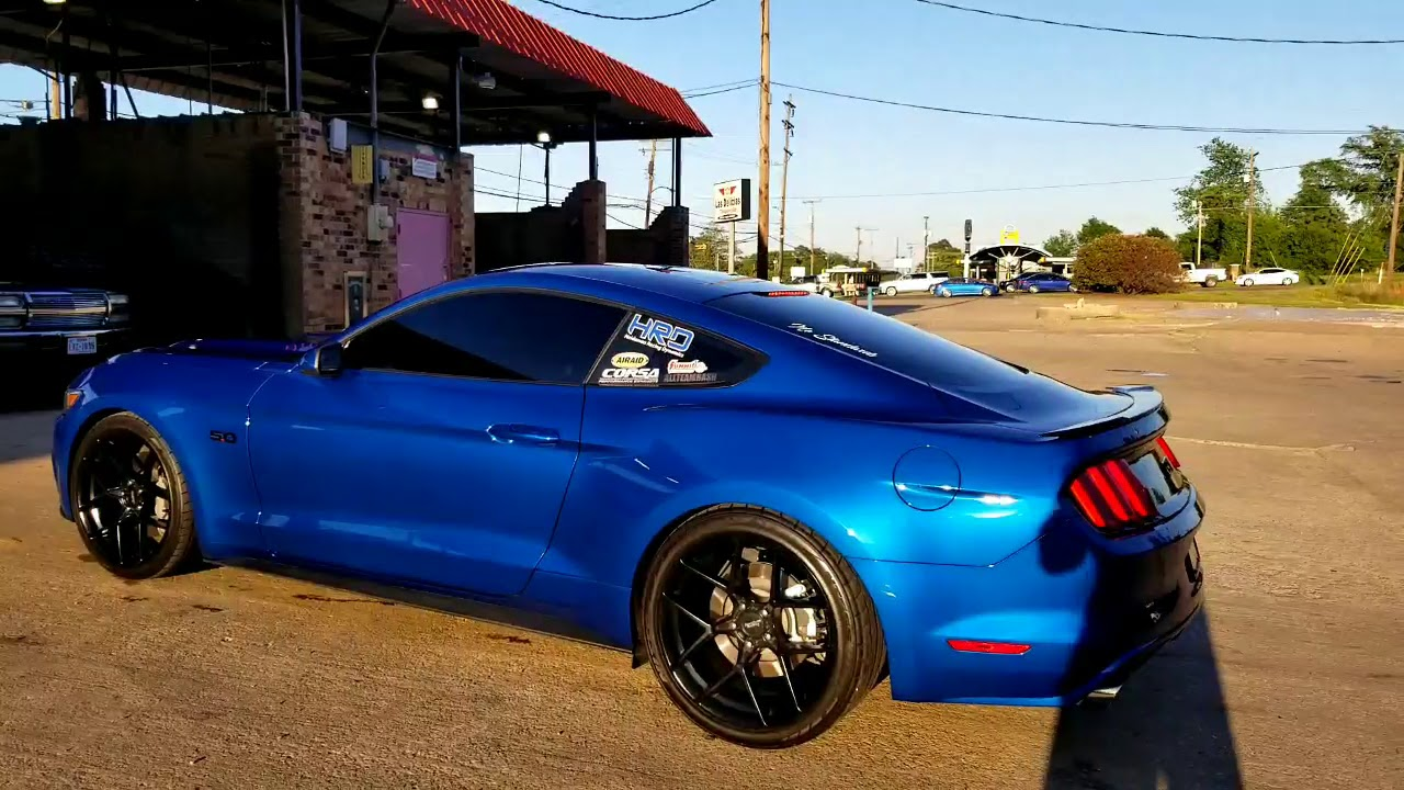 Ghost Cam Tune >> Comp Cams With Ghost Cam Tune By Lund Mustang Gt
