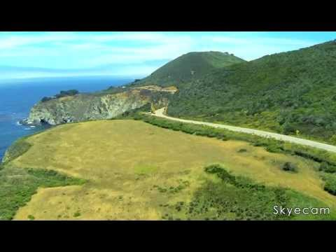 Big Sur Aerial Cinematography