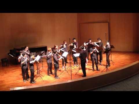 Aria form Cantata BWV 25