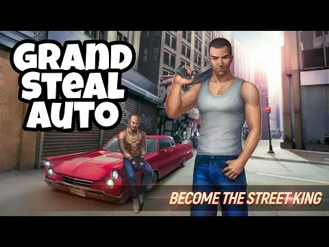 Grand Steal Auto - by BMG IT Corp   Android Gameplay  