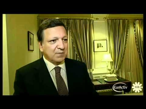 Barroso: Europe shapes globalization with 'positive values'