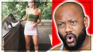 Try Not To Laugh   Funny Girls Fail Video (August 2019)   Funny Videos 2019 by Break   REACTION!!!