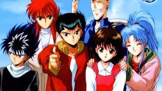 Anime Talk : Yu Yu Hakusho - Spirit Detective Saga Arc Review