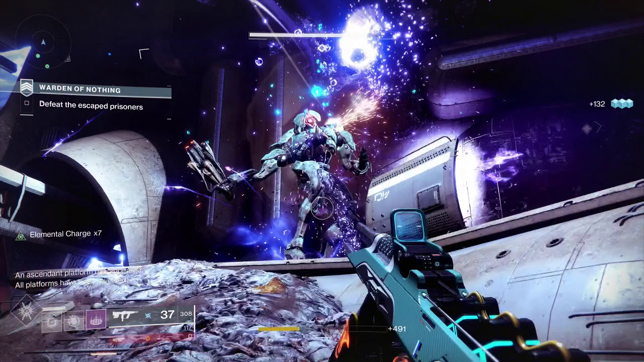Destiny 2 Opulence Get 100 Solar Orbs in Strikes for Drained Solstice Boots