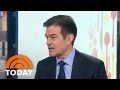 Dr. Oz Explains Why When You Eat Is As Important As What You Eat | TODAY