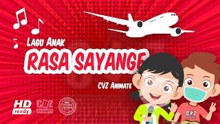 Lagu Rasa Sayange ♫ Lagu Anak Indonesia Populer
