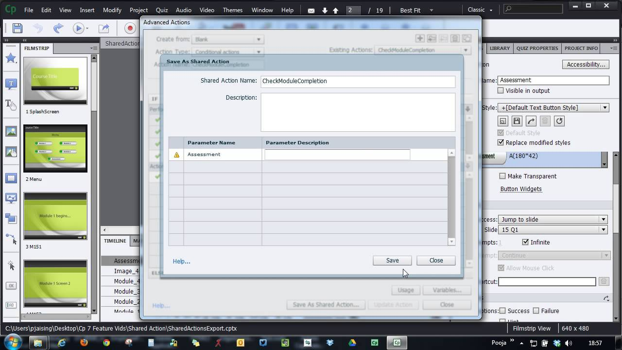 adobe captivate 7 shared actions youtube rh youtube com Adobe Captivate 9 Logo adobe captivate 7 manual