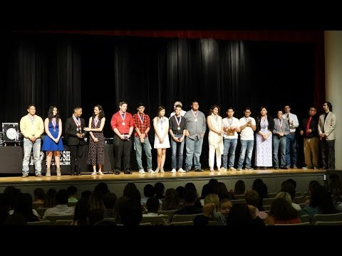 MHS Awards Program 2017