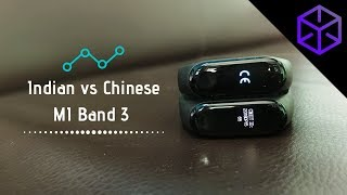 MI Band 3 Chinese VS Indian differences. Indian band problems & bugs