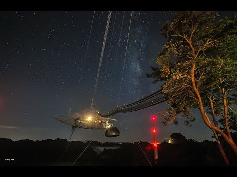 New Radio Telescope Picks Up Mystery Signals Detected from Deep Space